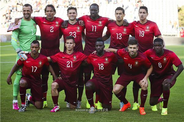 متخب البرتغال