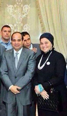 السيرة الذاتية السيدة الاولي انتصار السيسي زوجة رئيس مصر عبد الفتاح السيسي