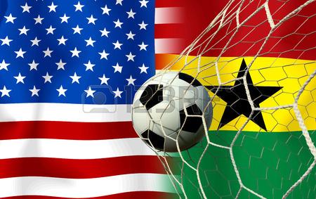 بث مباشر مباراة غانا والولايات المتحدة الأمريكية الاثنين 16-6-2014