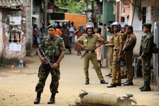 اخر اخبار أعمال العنف ضد مسلمي سريلانكا