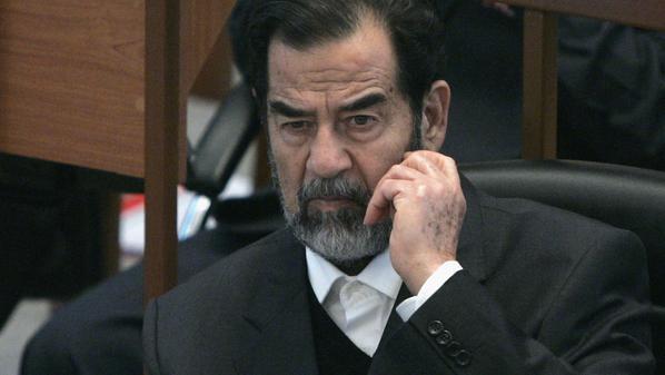 اخبار العراق , بالصور القبض على القاضي الذي أعدم صدام حسين