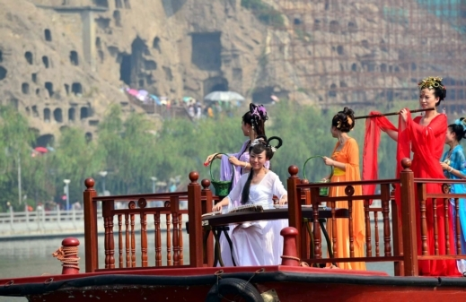 لويانغ واحدة من أجمل المناطق في مقاطعة خنان بوسط الصين