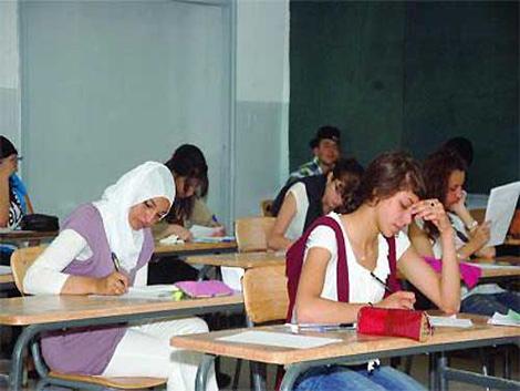 موعد ظهور نتائج شهادة التعليم المتوسط 2014