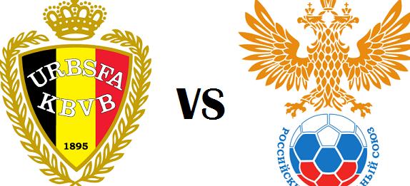 مشاهدة مباراة بلجيكا وروسيا اليوم 22-6-2014