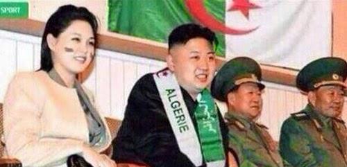 تعاطف مع المنتخب العربي الجزائري الرئيس الكوري يلزم شعبه بتشجيع الجزائر ضد منتخب كوريا الجنوبية
