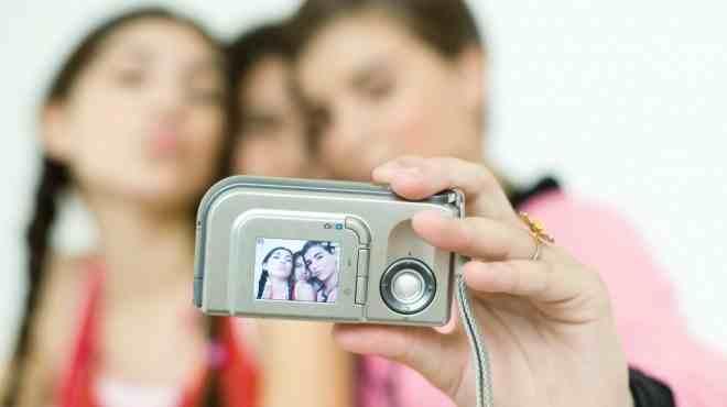 معني كلمة سيلفي selfie