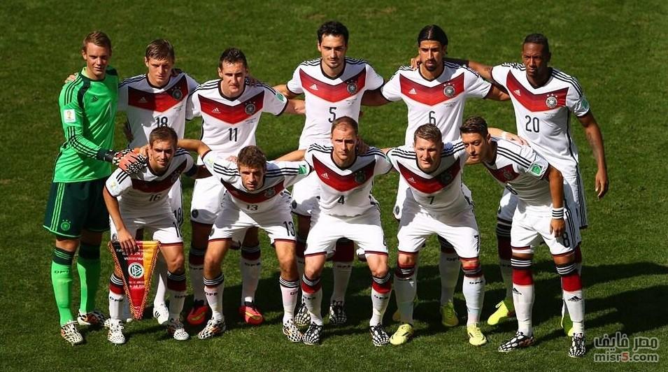 موعد مباراة ألمانيا والبرازيل فى نص نهائي كأس العالم 8-7-2014