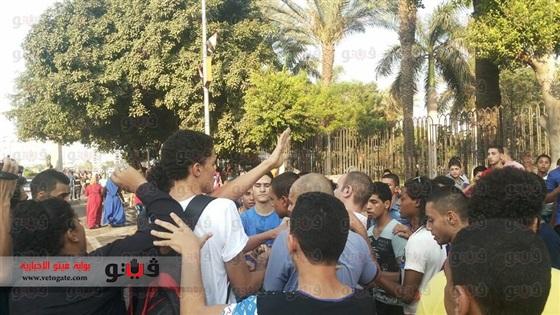 بالفيديو تحرش في مصر اول ايام عيد الفطر 2014