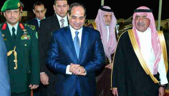 صور الأمير مقرن يستقبل السيسي , تفاصيل فتح الكعبة وتخصيص قصر الصفا للسيسى أثناء زيارته للمملكة