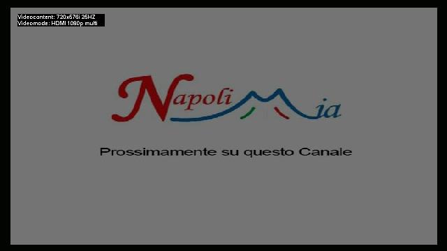 تردد قناة Napoli Mia على قمر Hot Bird 13