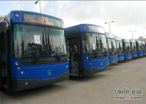 وزير النقل في مصر تشغيل 900 أتوبيس لتخفيف ازدحام القاهرة