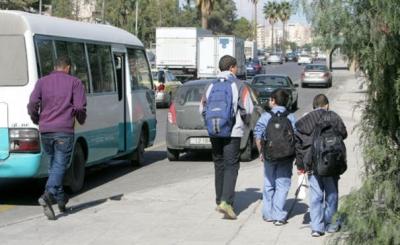 اخبار اضراب المعلمين اليوم الاحد 1-9-2014 ازمة المعلمين في طريقها للحل