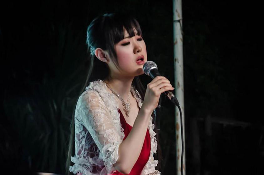 صور اليابانية Nao Koyasu في برنامج عرب ايدول الموسم الثالث 3