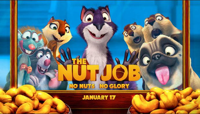 ���� �������� The Nut Job �����
