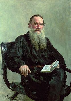 مؤلفات الروسي ليو تولستوي
