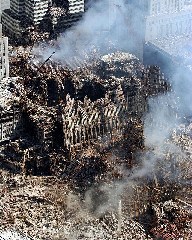 صور أحداث 11 سبتمبر