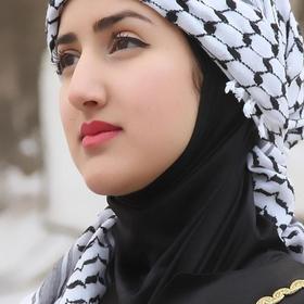 صور بنات فلسطينيات , اجمل صور فلسطين بالحطة