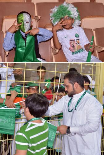 صور احتفالات مكة المكرمة باليوم الوطني السعودي 85