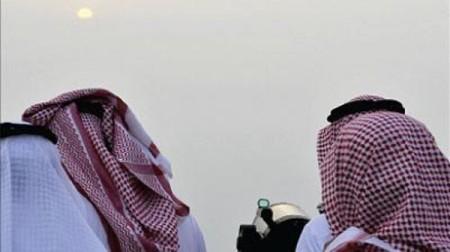 رؤية هلال ذي الحجة اليوم الاربعاء 24-9-2014