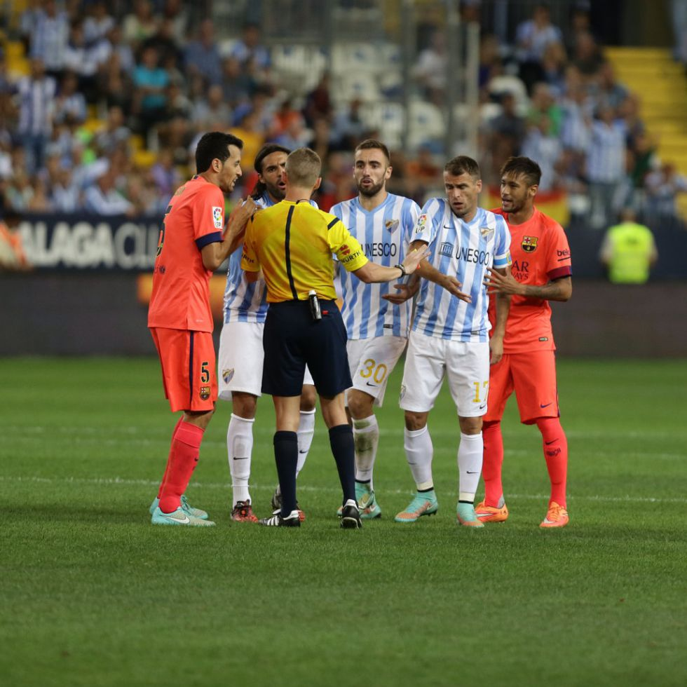 الحكم هيرنانديز سيقود مباراة الملكي امام بلباو يوم الاحد 5-10-2014