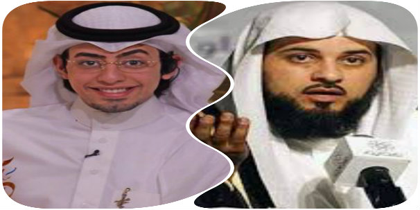 من هو المذيع الذي شتم العريف, صورمحمد الشريف مذيع القناة الاولى الذي شتم وصف العريفي