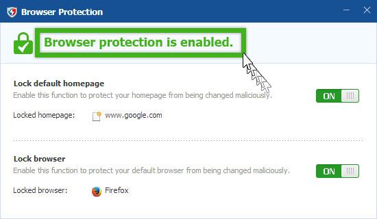 احدث خطوات حماية متصفح الجهاز من الفيروسات