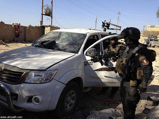 أخبار العراق اليوم الاثنين 3-1-1436