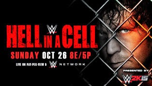 ������� ������� ������� ���� �� ����� 2014 , Hell in a Cell