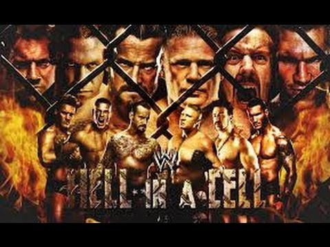 ������ ������ ������ ������ �� ����� Hell In A Cell 27/10/2014