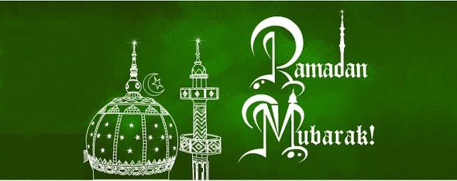 صور غلاف فيس بوك شهر رمضان