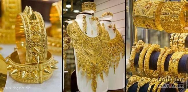 أسعار جميع عيارات الذهب اليوم في دولة الكويت الثلاثاء 4-11-2014