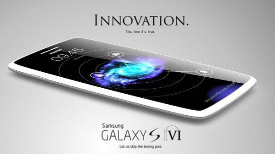 هاتف سامسونج الجديد جالاكسي اس 6 في الاسواق مواصفات