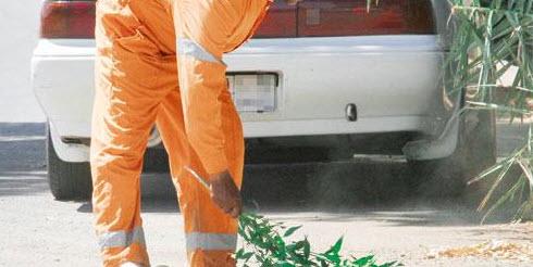 اخبار الاردن اليوم 9 تشرين الثاني 2014 أجرة عامل النظافة شهريا في العقبة 1000 دينار
