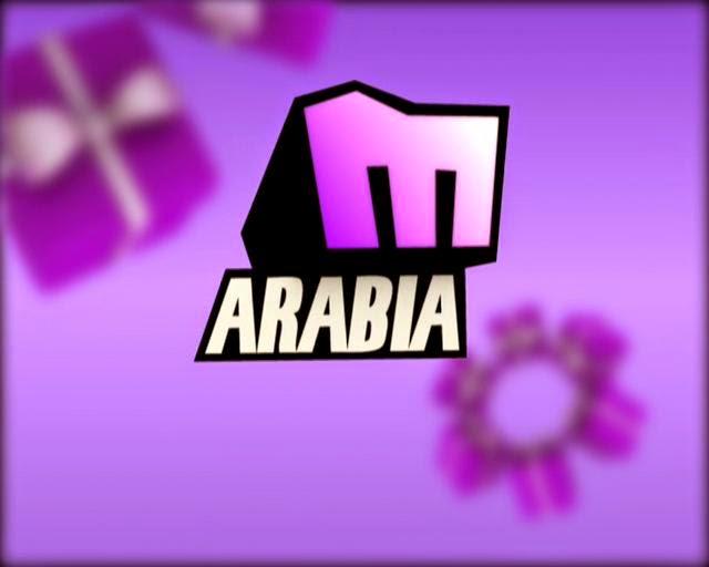 التردد الجديد لقناة ارابيا على النايل سات 2015