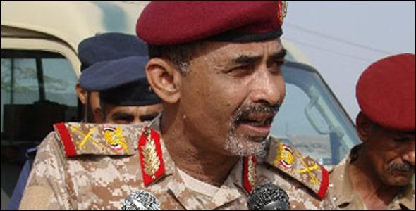 السيرة الذاتية ل محمود الصُّبيحي وزير الدفاع اليمني الجديد