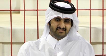 امير قطر يعين أخاه غير الشقيق الشيخ عبدالله بن حمد آل ثاني نائبا له