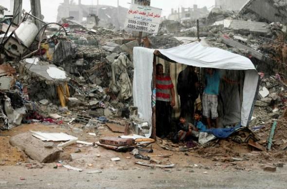 اخبار غزة اليوم مباشر الجمعة 14/11/2014