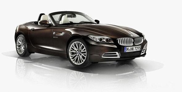 مواصفات و مميزات سيارة BMW Z4 بيور فيوجن 2015