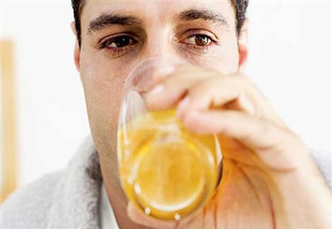 المشروبات التى تخلصك من الكرش