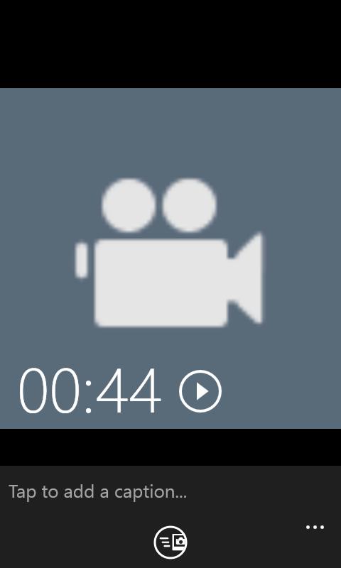 شرح مصور لارسال مقطع صوت في اجهزة نوكيا لوميا بواسطة الواتس آب