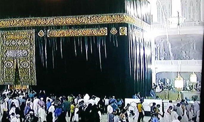 صور امطار الحرم المكي اليوم الاثنين 23 محرم 1436 , حالة الطقس فى مكة الاثنين 2014-11-17