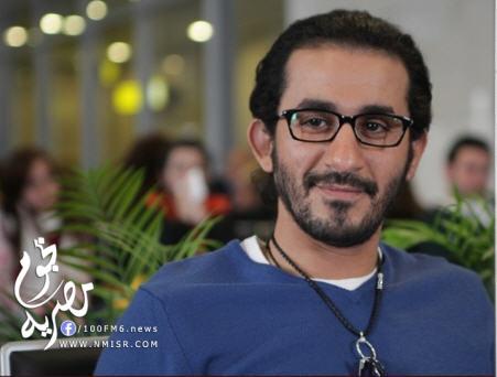 أخر أخبار الحالة الصحة للفنان أحمد حلمي اليوم الاثنين 17-11-2014