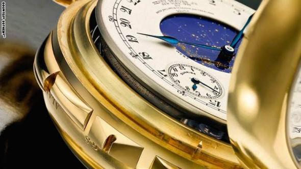 أغلى ساعة في العالم 24 مليون دولار