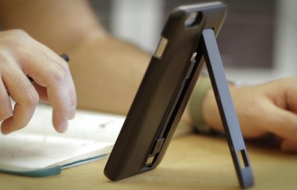 اقوى غلاف لايفون 6 و 6 بلس من شركة The Acme ، غلاف ايفون 6 الأمثل لمشكلة نسيان كايبل شحن