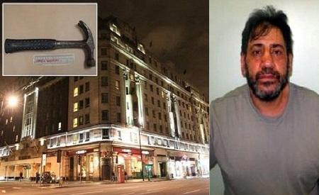 صور مهاجم الاماراتيات في لندن ، الحكم المؤبد على مهاجم الاخوات في لندن