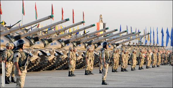 أخبار الجيش المصري بشمال سيناء اليوم الاحد 23/11/2014