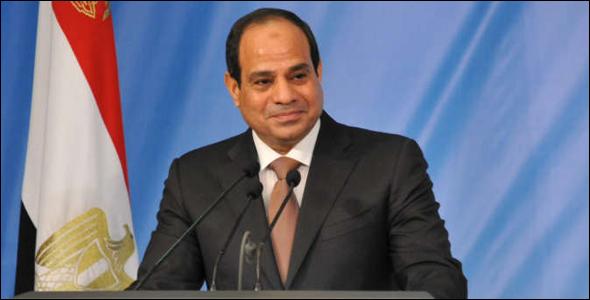 أخبار الرئيس المصري عبد الفتاح السيسي اليوم الأحد 23 نوفمبر 2014