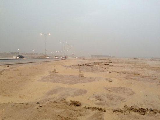 صور امطار وسيول الرياض الاثنين 24-11-2014 , تعليق الدراسة فى الرياض بسبب الامطار
