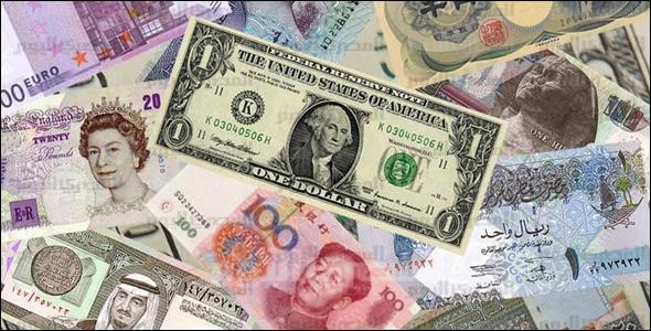 سعر العملات اليوم الثلاثاء 25 نوفمبر 2014