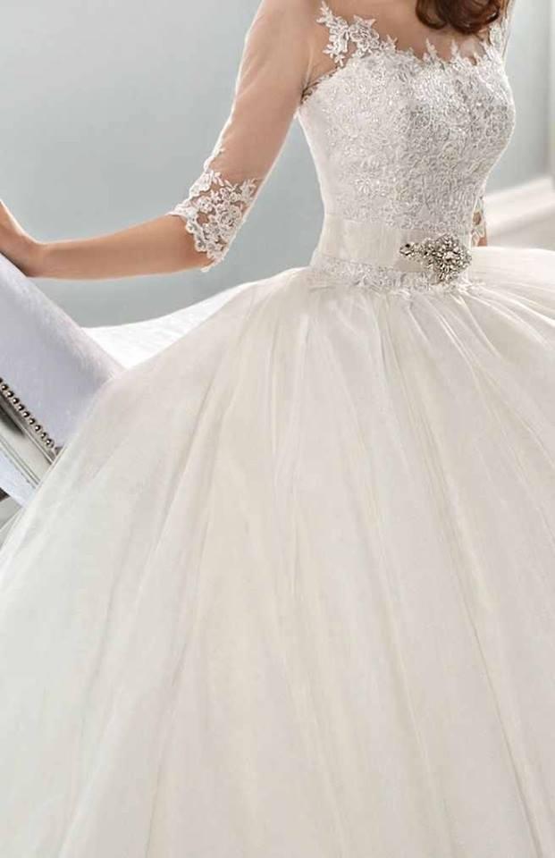 فساتين زفاف عالميه , اروع فساتين اعراس 2015 , فساتين زفاف موضة